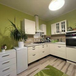 REZERVOVANÉ - Na predaj prerobený 1 izbový byt so zariadením
