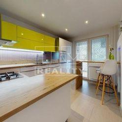 !!!Exkluzívne!!! krásny 3 izbový byt s loggiou, 82m2 na predaj v Nitre