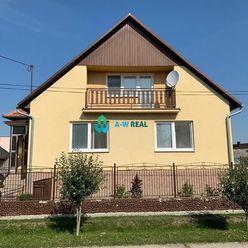 Rodinný dom v obci Jelka pripravený na okamžité sťahovanie.