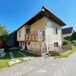 Rodinný dom na predaj, Horná Štubňa, okres Turčianske Teplice.