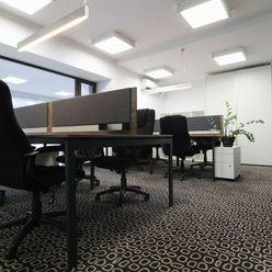PRENÁJOM - Moderné kancelárie 101,66 m2, Miletičova, Ružinov - BA II.