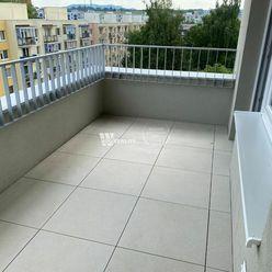 Prenájom 2 izb.bytu /56m2/ s loggiou - novostavba Zelené Vlčince, Žilina