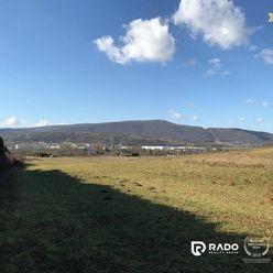IBA U NÁS! Pozemok 2087m2 v lukratívnej oblasti, Nové Mesto nad Váhom
