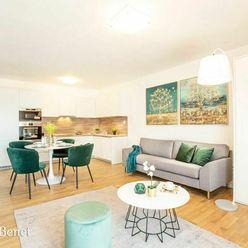 Arvin & Benet | Kompletne zariadený, slnečný 2i byts nadštandardnou terasou