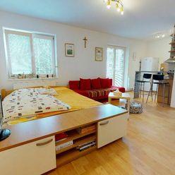 1 izb. PETRŽALKA - Novostavba- Balkón- Výborné bývanie