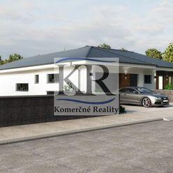 Výstavba luxusnej novostavby 4izb. rodinného domu s bazénom pre náročného klienta