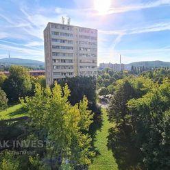 SLOVAK INVEST – PREDPREDAJ 3 izb. bytu s veľkou loggiou(11m2), Bagárová ul., Dúbravka