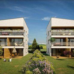 2i byt s veľkým južným balkónom v projekte Stošice - Podhorany, Liptovský Mikuláš (C05)