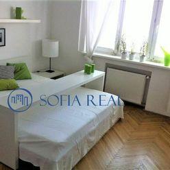 Zrekonštruovaný a svetlý 3,5-izbový byt, centrum, Staré Mesto, Kolárska ul.