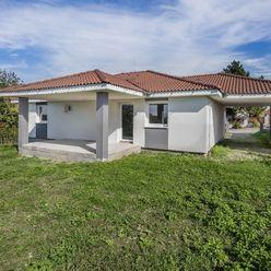 Na predaj novostavba rodinného domu 106 m² s 18 m² terasou - Svätý Peter