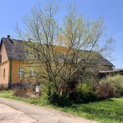 Na predaj mlyn, na pozemoku 1715 m2, obec Dobrá Niva, okr. Zvolen