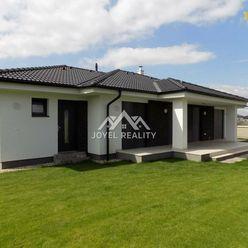 JOYELREALITY Vám ponúka na predaj 4 izbový RD typu bungalov.