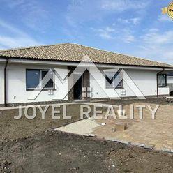JOYELREALITY Vám ponúka na predaj novostavbu 4 izbového rodinného domu