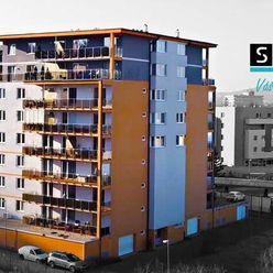 VEĽKÝ 3-IZBOVÝ BYT 103 m² S TERASOU 23m² , 3 STAR*
