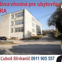 Predaj budovy v Nitre s možnosťou prestavby na ubytovňu. ''EXKLUZÍVNE''