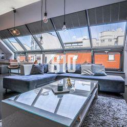 WEINHAUER - 3izbový atypický byt na Jozefskej