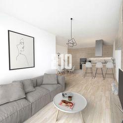 Rezervované - MATADORKA - krásny 3 izbový byt  so súkromnou oddychovou zónou