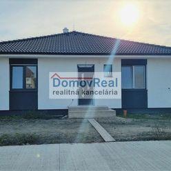 Novostavba - Moderný 4 izbový rodinný dom v obci Lehnice