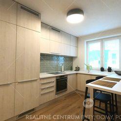 Prenájom luxusný 1 izbový byt, Žilina - Vlčince