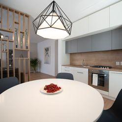 (D9.1.1.) 3-izbový byt s 2 predzáhradkami a loggiou  - rezidenčný projekt POLIANKY - Zavar