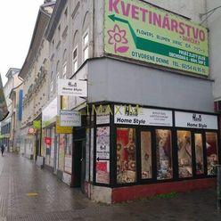 Obchodný priestor  na Obchodnej ulici