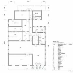 Budova na ubytovňu 289 m2, pozemok 919 m2, Holíč