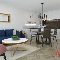 Na predaj 3-izbový byt v novostavbe, Zvolen
