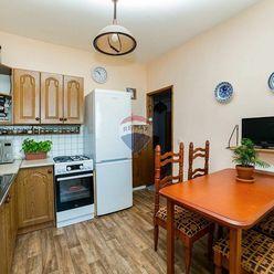 Predaj 3-izbového bytu s pekným výhľadom v Dúbravke