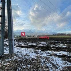 Na predaj pozemok Veľký Slavkov s výhľadom na Tatry