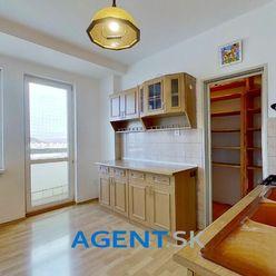 AGENT.SK 3-izbový byt na sídlisku Solinky