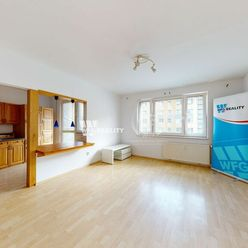 4 - izbový byt s loggiou na predaj - Karlova Ves