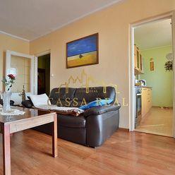 Pekný 3-izbový byt s loggiou, 73 m², Užhorodská