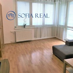 Priestranný 2-izbový byt, samostatné izby, loggia, Bulharská - Ružinov