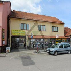 Podnikateľský objekt -predajňa na prenájom, J.Jančeka, Ružomberok