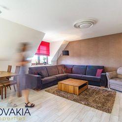Exkluzívny 4 izbový mezonet v centre Nitry
