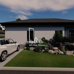 Na Predaj 4.izb -Rodinný dom ''na kľúč''_Bývanie pod lesom_Štiráre