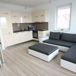 Zariadený 2i byt so záhradou 198m2, novostavba 2016, 1x parkovanie
