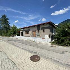 Na prenájom dom Ružomberok, centrum