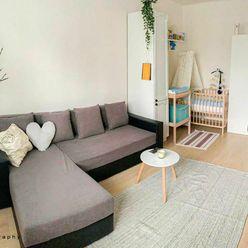 Na predaj 1 izbový byt vo vyhľadávanej lokalite, na ul. Boriny