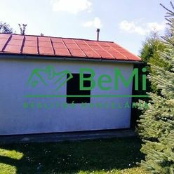 025-13-MACHO Exkluzívne na predaj chata so záhradou