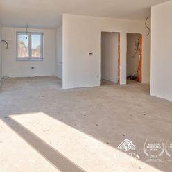DELTA | Novostavba 4 izbového rodinného domu, Ivanovce, 496 m2