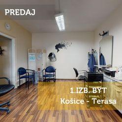 PREDAJ - 1.izb. byt - TR.SNP - KOŠICE