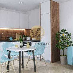 PREDAJ nové 1 izb. byty Nitra – Jelenecká