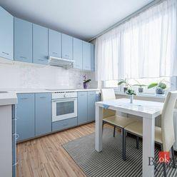 1 izbový byt na predaj, Juh – Partizánska, 37m2, loggia, kompl. rek., 4.p