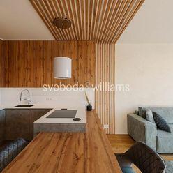 SVOBODA & WILLIAMS I 2-izbový byt SKY PARK Staré Mesto