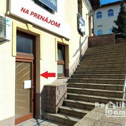 REALITY COMFORT -NA PRENÁJOM - Komerčný priestor v centre mesta Bánovce n/B.