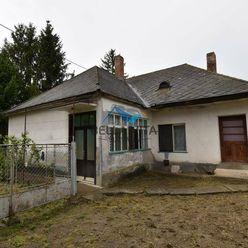 PREDAJ- Rodinný dom s VEĽKÝM pozemkom  v obci Vozokany