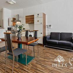 DELTA   Priestranný 1 izbový byt s veľkou terasou a šatníkom, Mickiewiczova, Bratislava - Staré Mest