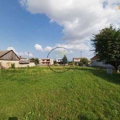 Predáme stavebný pozemok, 1706 m2, Horné Obdokovce, okr. Topoľčany
