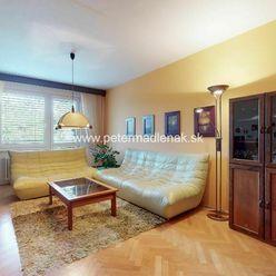 REZERVOVANÉ!!! Na predaj 3-izbový byt v meste Nitra na sídlisku Chrenová 1.
